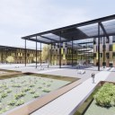 Modern Office Developments / Perspective View 08