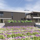 Modern Office Developments / Perspective View 09