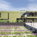 Modern Office Developments / Perspective View 10