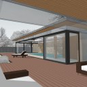New Build House & Pool / Concept model image 4