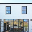 Crittall Window Extension, Downs Road / Downs Road Facade