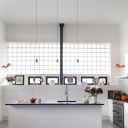 Dehavilland Studios, East London / Kitchen island