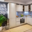 The Market Building, Brentford / Two bedroom flat, kitchen detail
