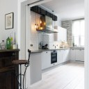 Kentish Town / Kitchen through photo