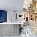 Almington Street / Kitchen extension