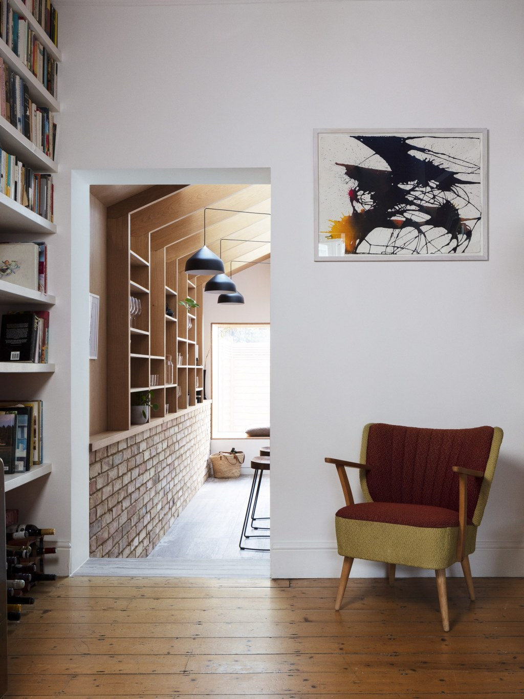 Almington Street / Living room