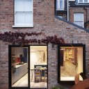 Almington Street / Rear view