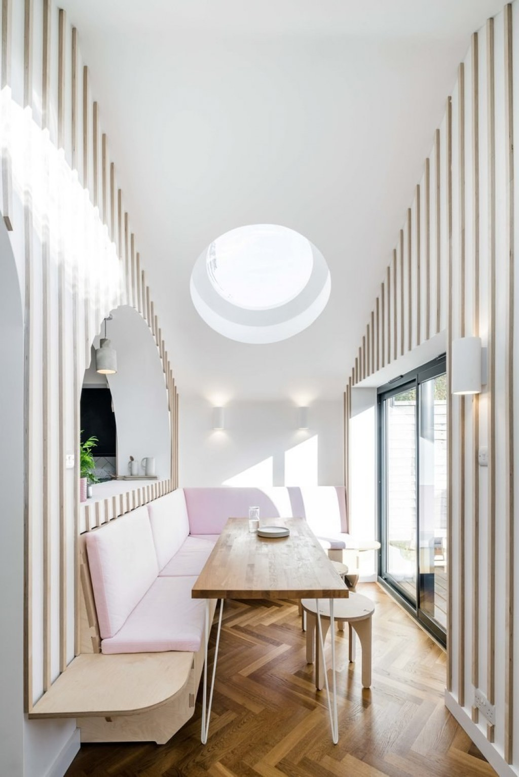 Green House / Interior - Dining