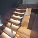Kensington Apartment / Stairs 02