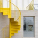 Mile End Road / Mile End Road - Staircase