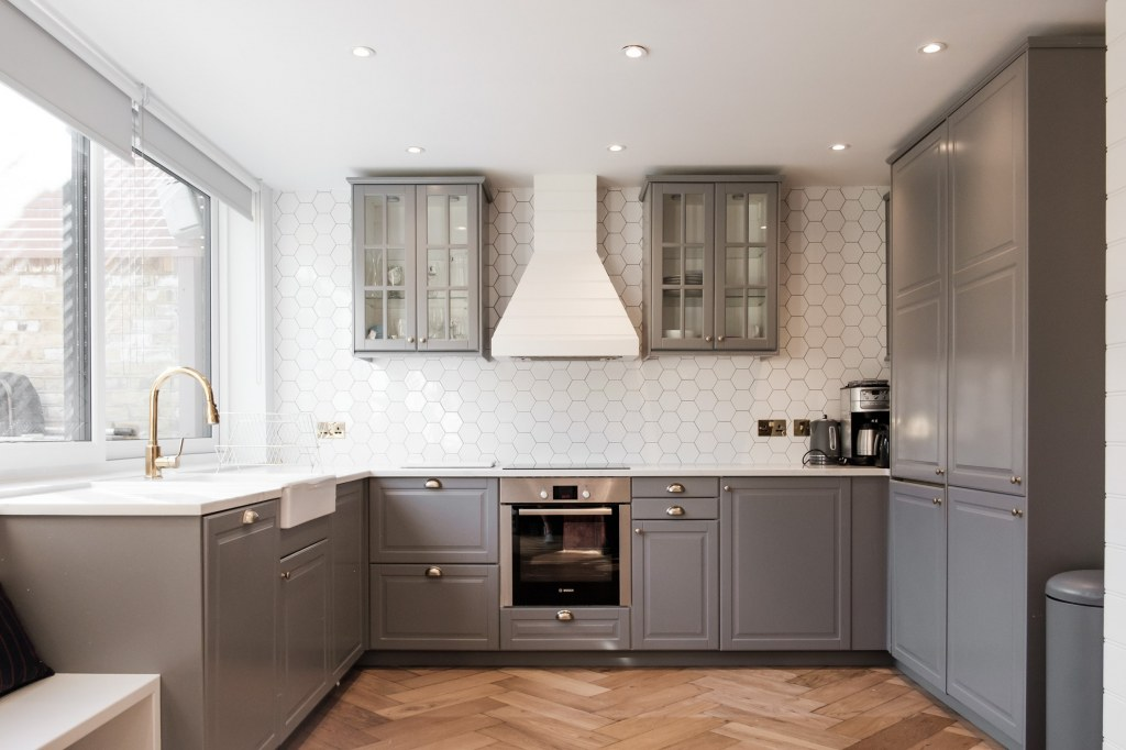 Ormeley Road / Kitchen