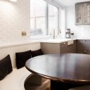 Ormeley Road / Custom Banquette Joinery