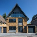 House remodelling and refurb / Compelted front elevation full