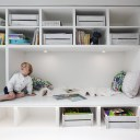Parsons Green Nursery / Parsons Green - Bespoke Library Joinery