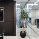Office in Central London / Glass Partition