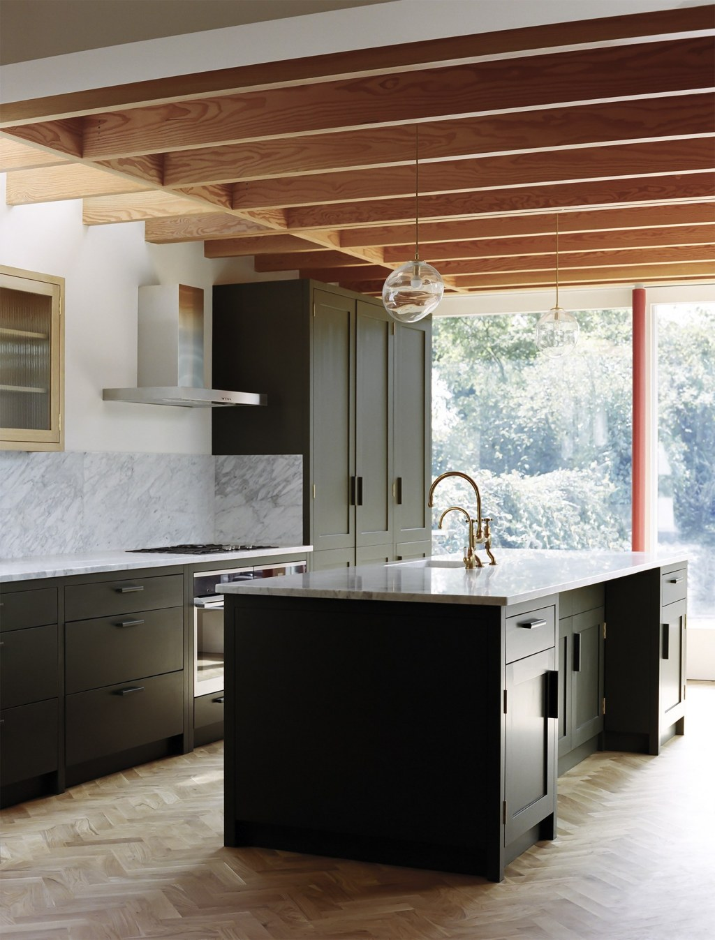 Muswell Hill / Kitchen - image credit Mary Gaudin, photographer